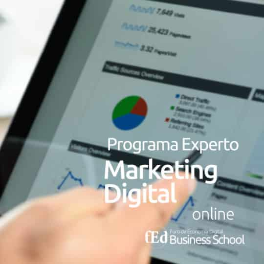 programa experto marketing digital