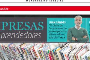entevista a Juan Sandes en la vanguardia