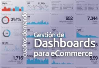 Cuadro de Mando para eCommerce / Dashboards